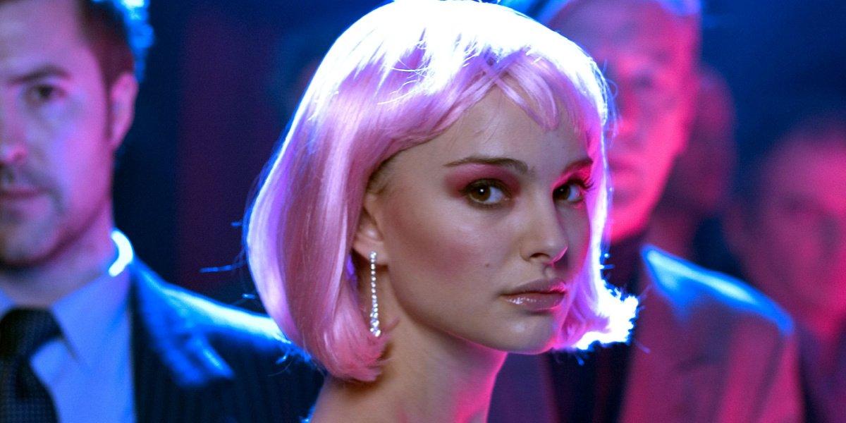 Natalie Portman in Closer.