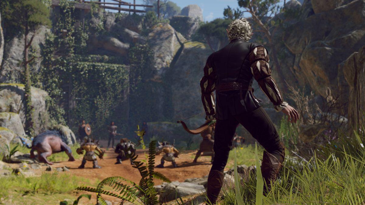 Rejoice: Baldur's Gate 3 has a new turn-based combat system