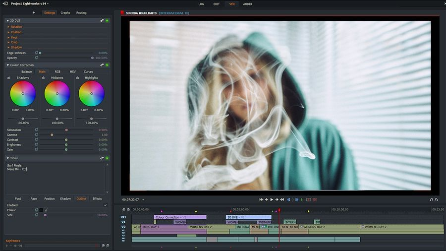 lightworks video editor review