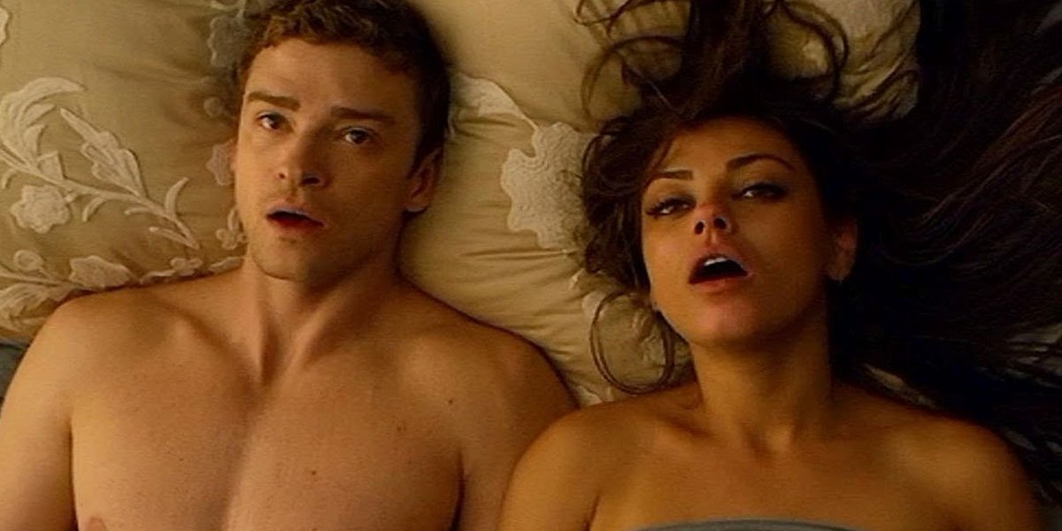 Friends with Benefits sex scene Justin Timberlake and Mila Kunis