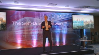 Juniper Networks: Network complexity is the problem, and we are the