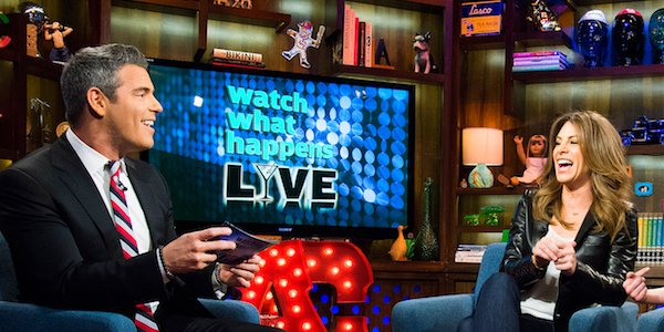 Jillian Michaels on WWHL