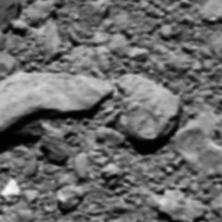 Rosetta's Last Photo