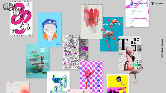 The Best Graphic Design Portfolios From Around The Web Creative Bloq