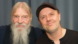 Torben and Lars Ulrich