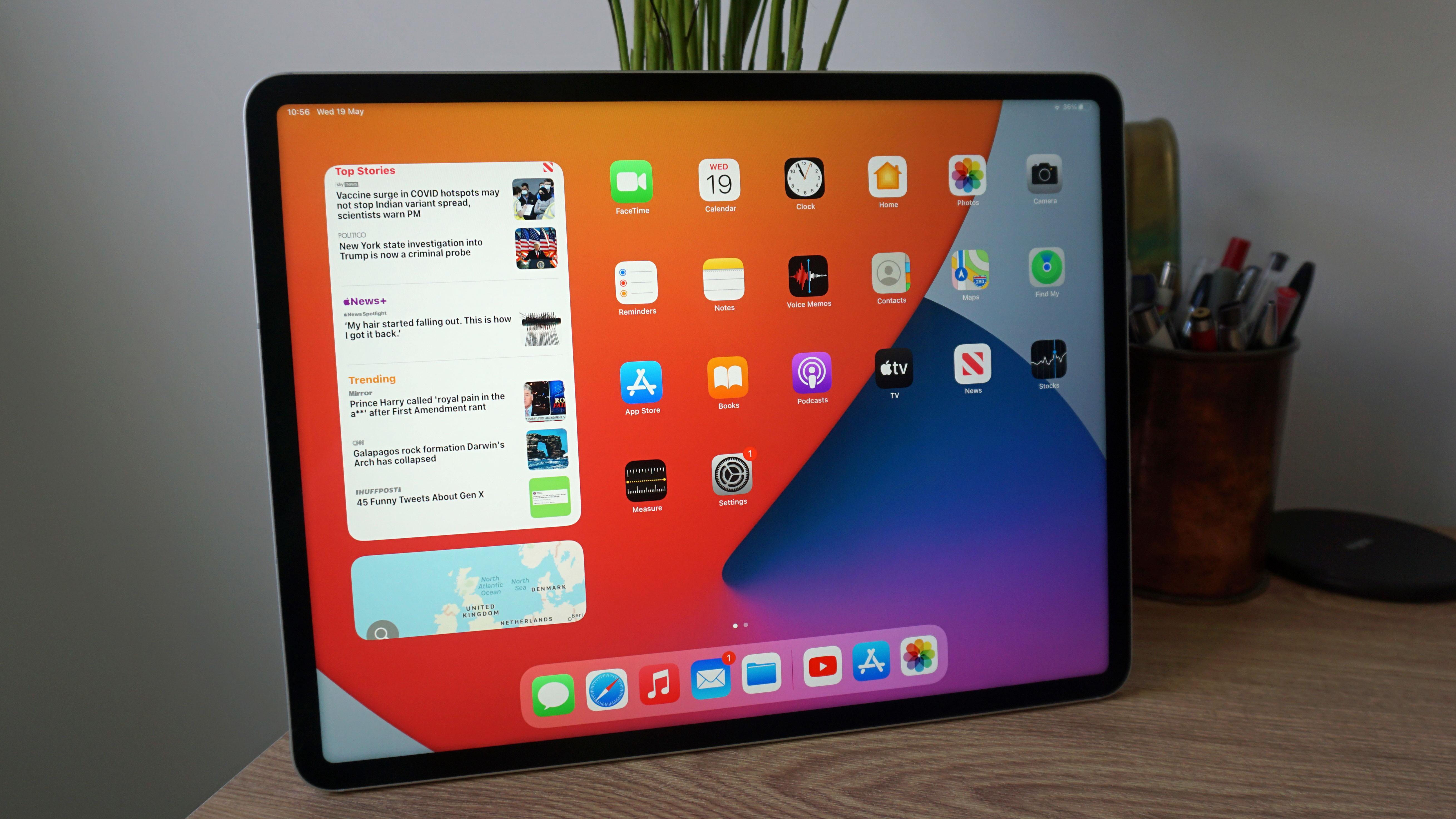 iPad Pro 20.20 20 im Test   TechRadar