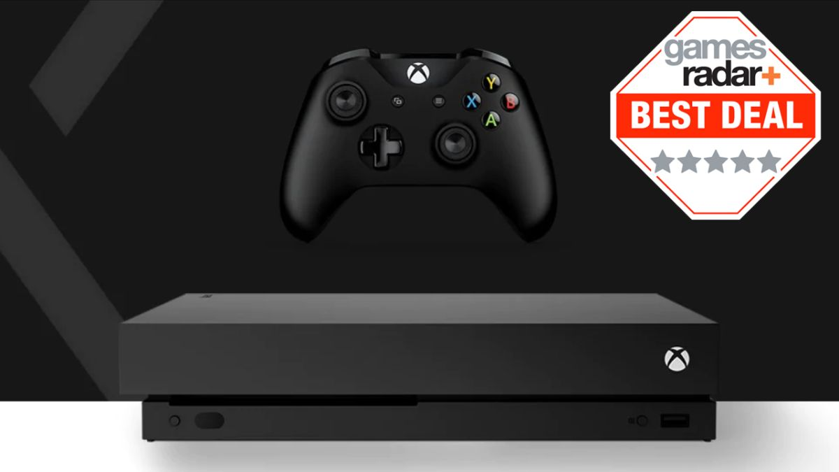 Get $210 off an Xbox One X, game, and second controller in this great Xbox One sale