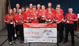 FIRST Lego League Names Winners