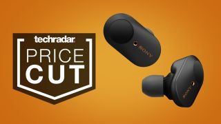 Sony WF-1000XM3 noise canceling earbuds price cut