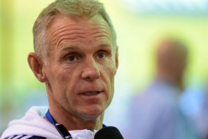 Shane Sutton says British Cycling's outgoing CEO will be 'hard to replace'