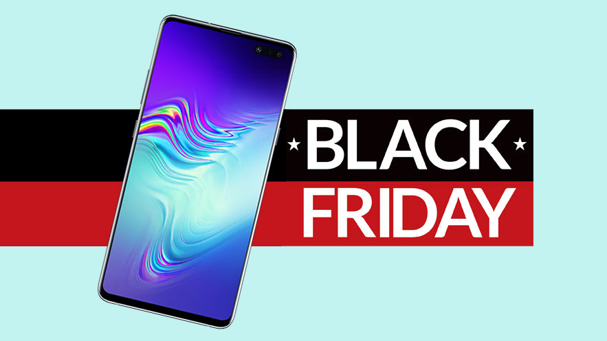 Get 5g This Black Friday Save Hundreds Of Pounds On Samsung Galaxy S10 5g With O2 T3