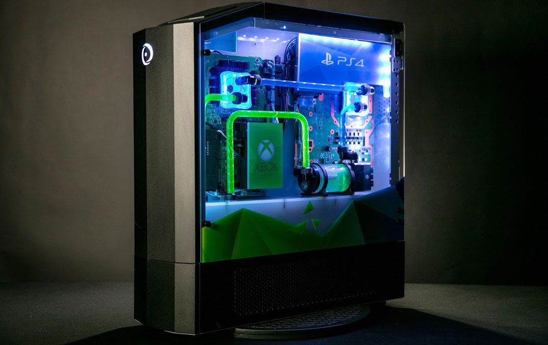 The 'Big O' is the ultimate gaming PC and it's not for sale