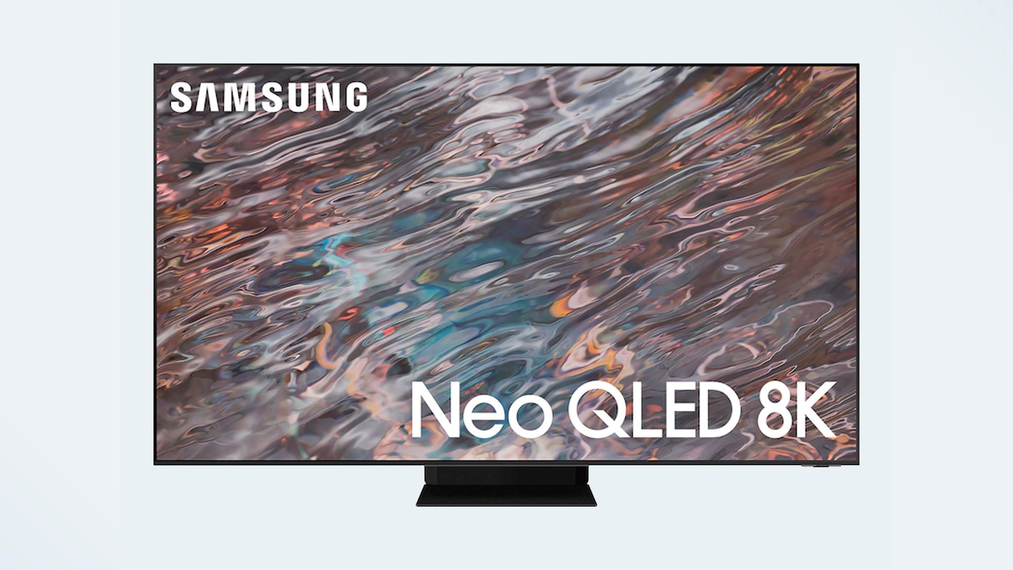 Best 8K TVs: Samsung QN800A Neo QLED 8K TV