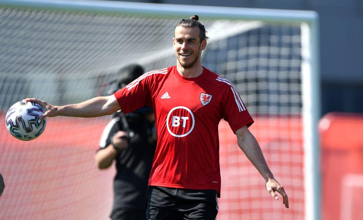 Gareth Bale Alter