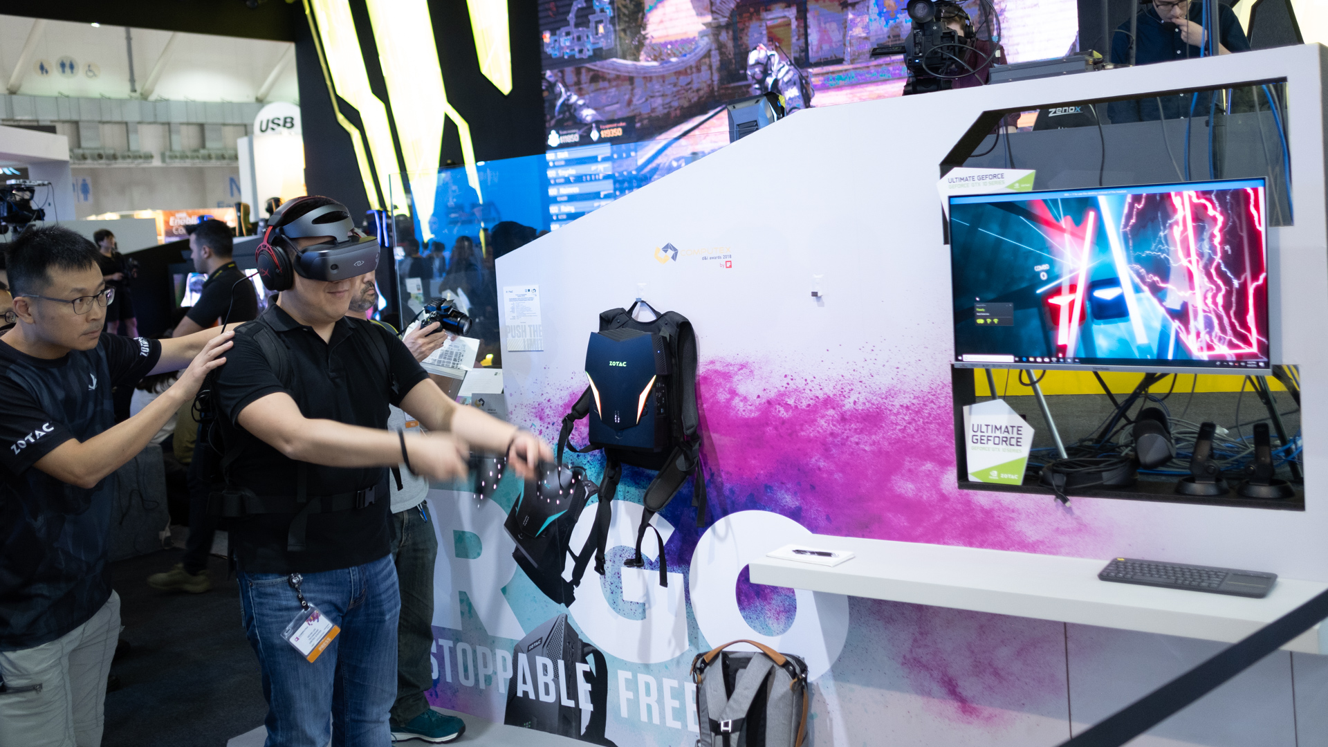 Image result for The best bits of gaming gear from Computex 2018