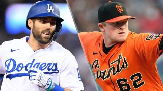 Chris Taylor and Logan Webb will take the field in the Dodgers vs Giants live stream