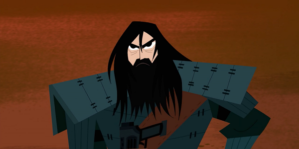 Samurai Jack Cartoon Network Adult Swim Season 5