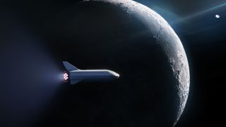 SpaceX has signed Japanese billionaire Yusaku Maezawa as its first passenger on a tourist trip around the moon aboard the company's Big Falcon Rocket launch system. But the plan isn't the first private moon tourist project. Not even for SpaceX.