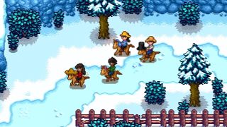 Stardew Valley multiplayer for PC is officially launching in