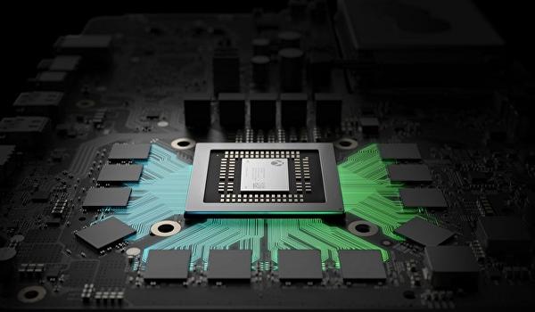 Project Scorpio CPU/GPU