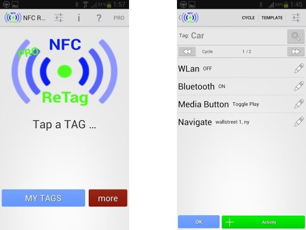 Best NFC Apps | Tom's Guide