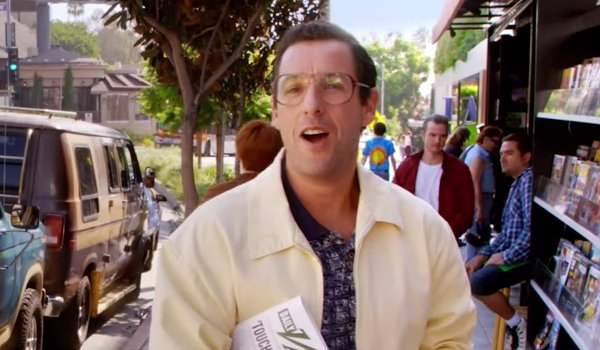 Adam Sandler Made A '90s Movie For Netflix And It Looks ...