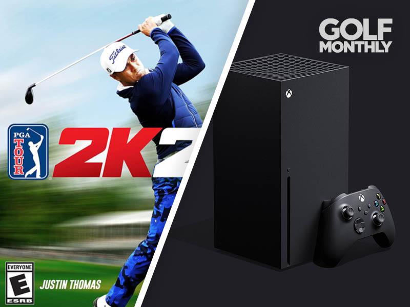 Pga Tour 2k21 For Xbox Series X Pre Order Golf Monthly