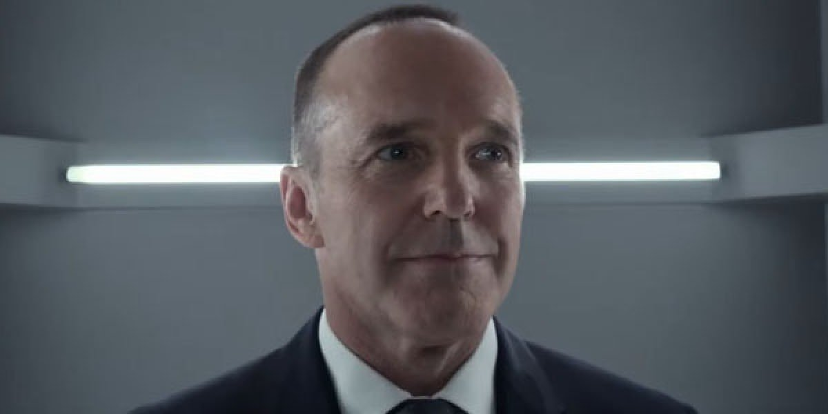 Agents of S.H.I.E.L.D. Phil Coulson Clark Gregg ABC