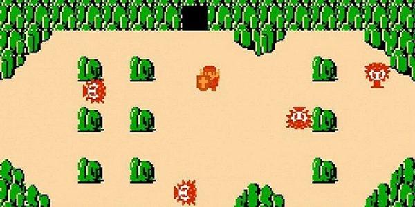 Hacker Discovers Minus World In The Original Legend Of Zelda
