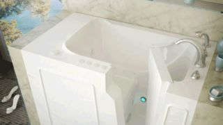 AmeriGlide walk-in tub