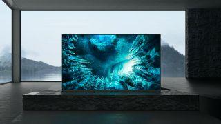 Sony Z8H 8K LCD
