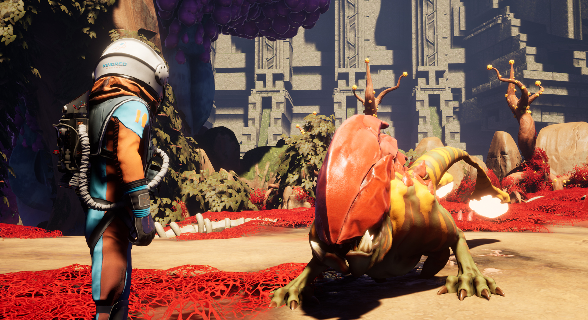 Journey To The Savage Planet is broken on Stadia, and nobody's left to fix it