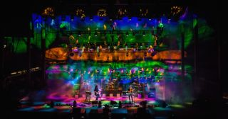 Clay Paky LED Lights for STS9 Concerts