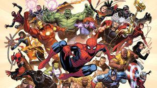 Marvel: Fresh Start promo art