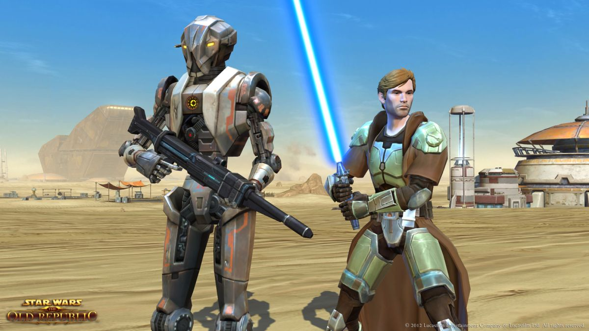 Star Wars: Knights of the Old Republic 3 is already here – you just weren't paying attention