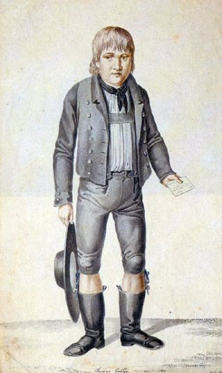 Kaspar Hauser illustration