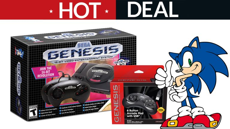 Walmart deals Sega Gensis Mini