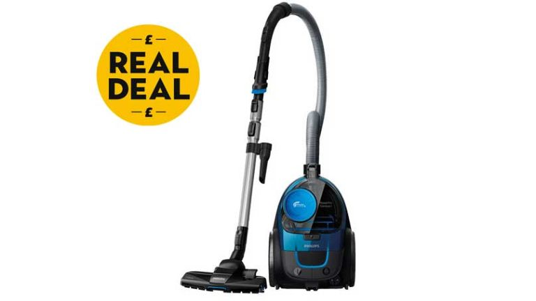 This Lidl vacuum is a bargain – it's compact, made by Philips and under £80!