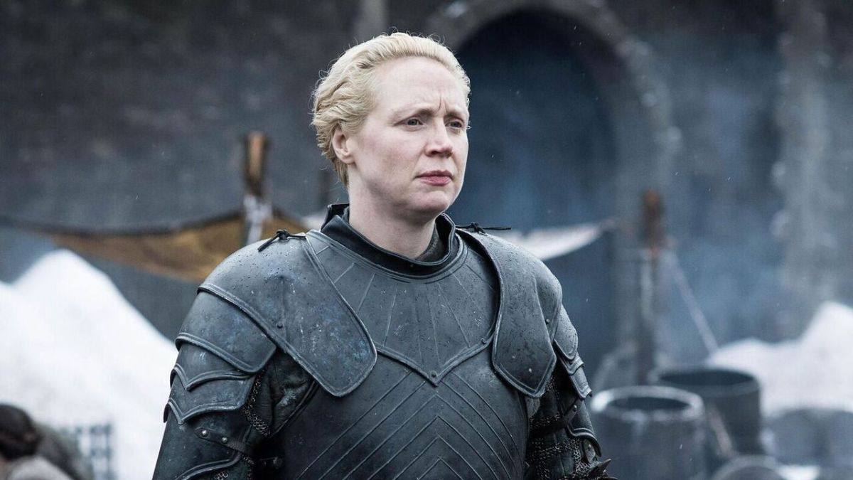 Game Of Thrones' Gwendoline Christie Is No Brienne Of Tarth In First Look At The Sandman's Lucifer