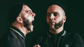 Killswitch Engage Jesse Leach portrait