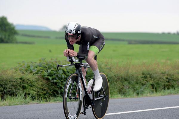 Matt Botrill, National 25, time trial