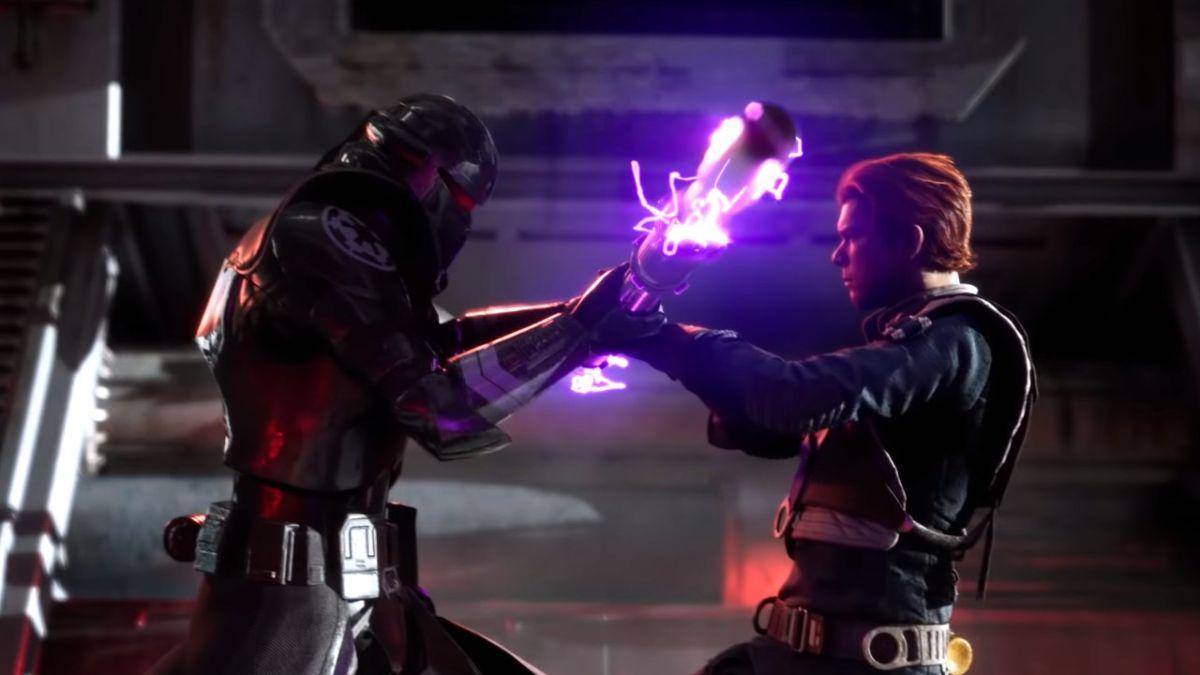 Looks like Star Wars Jedi: Fallen Order has a Sekiro-style