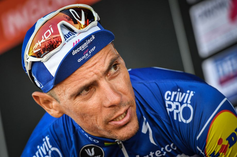 Lotto-Soudal line up move for Philippe Gilbert after non-selection for Tour de France, according to reports