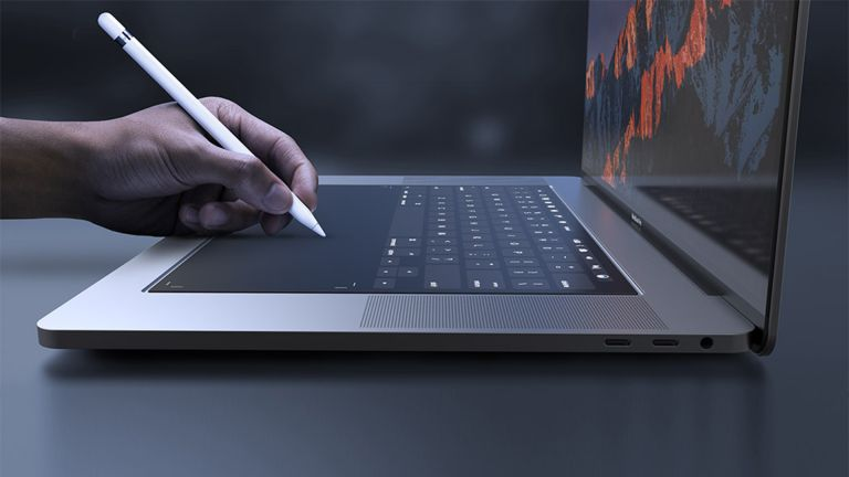 New Apple MacBook touchscreen keyboard revealed | T3