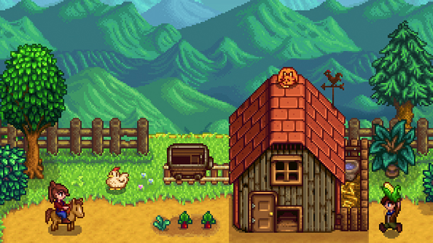 Stardew Valley made way more money than Call of Duty on Steam, and