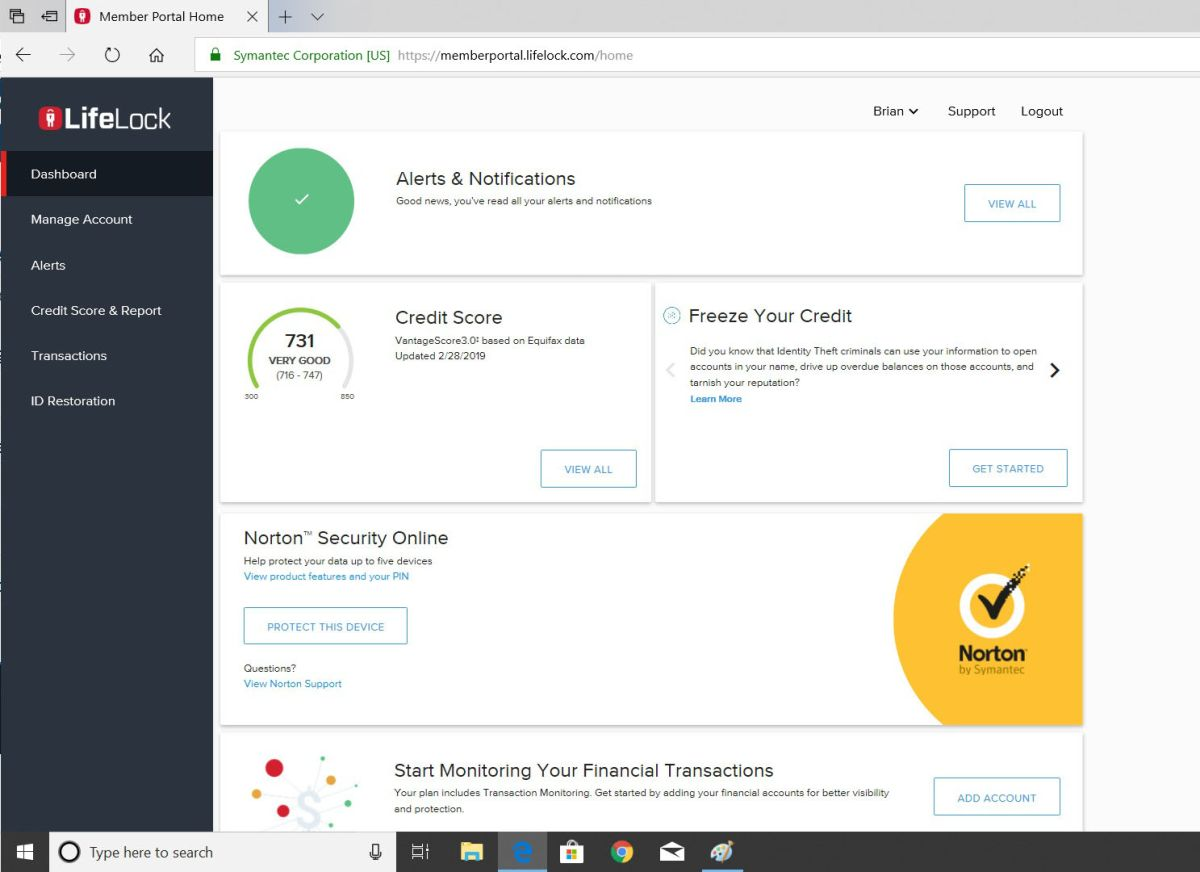 LifeLock Ultimate Plus: Tops in Identity Protection | Tom's
