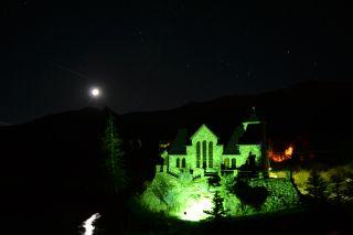 Orionid Meteor Shower 2012 Embervine