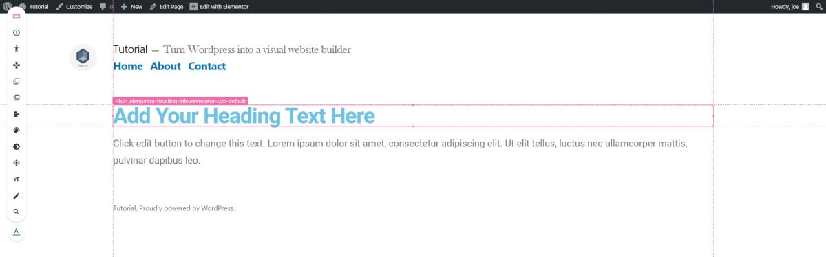 How to turn WordPress into a visual builder   Creative Bloq