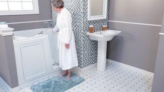 American Standard is among the best walk-in tub brands we reviewed.