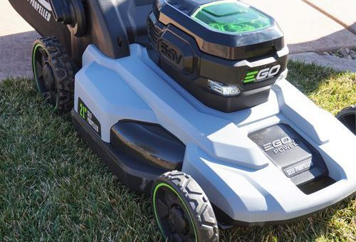 EGO LM2102SP Electric Lawnmower Review - Pros and Cons   Top